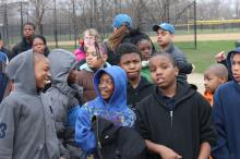 Englewood Students Celebrate Surviving Another School Year