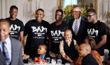 After Visit With President Obama, South Side Teens Ready To Chase Dreams