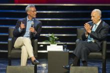 Rahm in Israel, Touts Three Qualities of a Public Leader