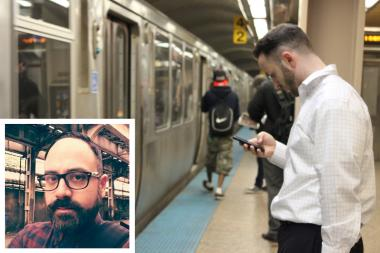 The CTA is glad riders use Twitter to let them know about frustrations, said Tony Coppoletta, social media manager.
