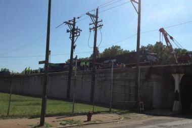 A train derailment caused numerous delays on Thursday, June 13.