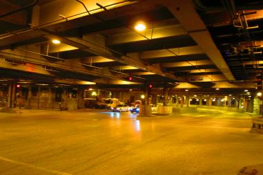 Authorities were investigating a foul smell Tuesday coming from Lower Wacker Drive. (File Photo)