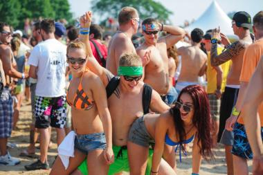 "Neighbors miles away were ""livid"" about noise coming from Montrose Beach during the 2013 Wavefront Music Festival."