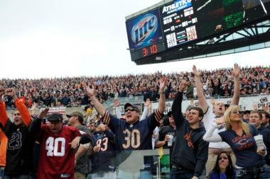 Bears fans will soon have a new place to hang, as the park district plans to build a new party deck at the south end of Soldier Field.