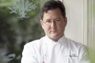 A group of After School Matters students are claiming Charlie Trotter kicked them out of his restaurant, which he had offered up as a gallery space.