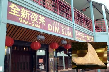 MingHin Cuisine, 2168 S. Archer, was fined for serving shark fin soup after a state law banned the practice.