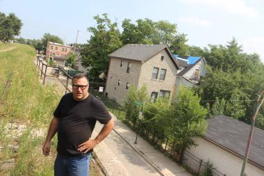 "Perry Casalino, a developer who is building two new single-family homes in the 1700 block of Whipple Street near the Humboldt Park-Logan Square border, told DNAinfo in September that other developers are flocking to the area.   ""It's the natural western progression of development out of Bucktown-Wicker Park,"" Casalino said."