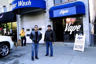 E cigarette law age