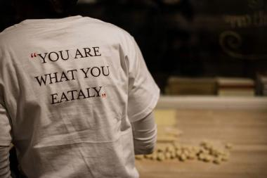 Eataly Chicago will be bigger than the New York flagship, spokesman Dino Borri said.