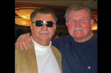 "Don ""Da Coach"" Feuling says he likes his odds in Sunday's Ditka lookalike contest at the Double Door."