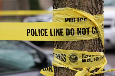 Four people were shot in Chicago Sunday.