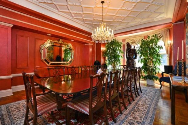 For sale in lincoln park 2 1m home has walk in safe for Walk in vault for sale