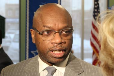 "Ald. Willie Cochran, a former Chicago cop, said it remains ""a tale of two cities"" on violent crime."