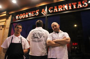 Cookies and Carnitas, a cafe and restaurant, opens Dec. 4 at 5757 North Broadway in Edgewater.