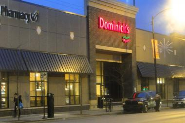 Roundy's Supermarkets announced Monday that it would be purchasing 11 Dominick's grocery stores, including three in Chicago.  The Ukrainian Village Dominick's at 2021 W. Chicago Ave. will be converted into a Mariano's Fresh Market.