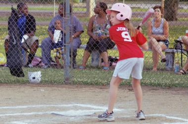 The Welles Park Parents Association is forming a softball league for girls ages 8-10.