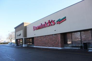 The Dominick's on Damen Avenue in West Rogers Park closed at the end of December.