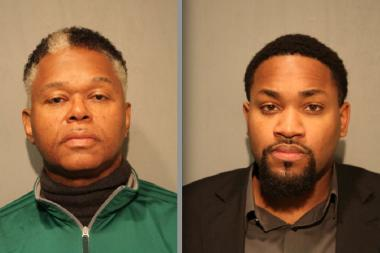 Stanley Stallworth, 50, and his nephew, Therrie Miller, 22, are charged with sexually assaulting another man.