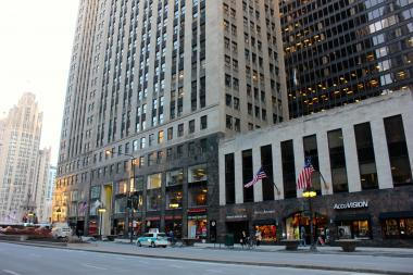 The 35-story Art Deco building will undergo renovations.