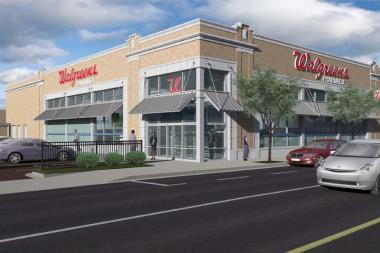 Mell albany park residents at stalemate with walgreens over new store