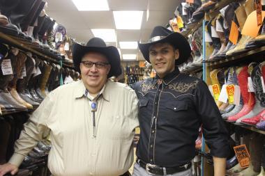 Cowboy Boots Hats, Western Wear