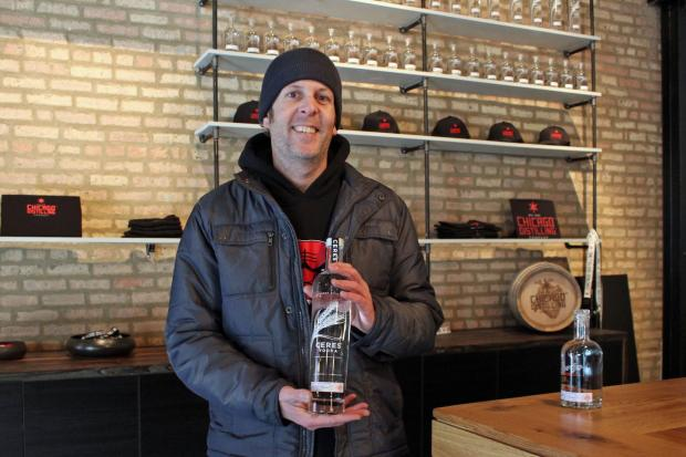 Chicago Distilling Company will open Friday.