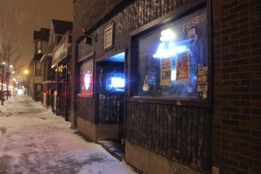 Residents on Monday said a tavern moratorium is a holdover from former days and should be lifted for three bars, including The Mutiny, 2428 N. Western Ave.