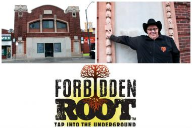 A Town Hall meeting to discuss a proposed botantical brewery, Forbidden Root, is scheduled for 6 p.m. to 8 p.m. Thursday at 1746 W. Chicago Ave.