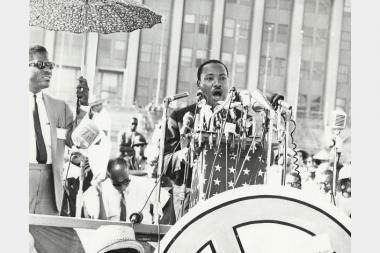 The Chicago History Museum is hosting a number of events commemorating Martin Luther King Jr. Day.