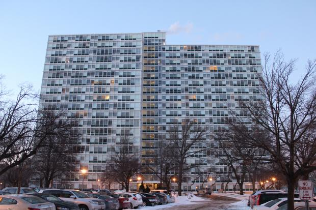 Prairie Shores Apartments Residents Lose Heat When