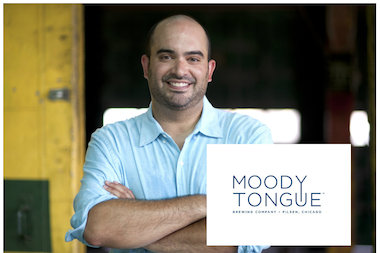 Former Goose Island brew master Jared Rouben said he hopes to have his Pilsen brewery Moody Tongue open by May.