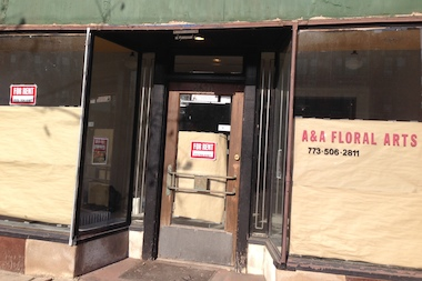 Dave and Megan Miller plan to open their bakery in an old flower shop at 4610 N. Western Ave.