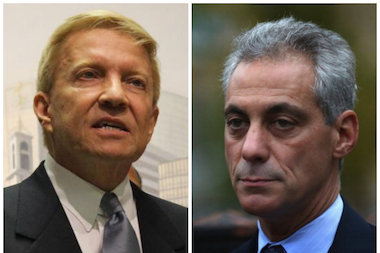 "Ald. Bob Fioretti (2nd) slammed Mayor Rahm Emanuel Monday, calling some of his decisions ""inescusable"" and saying his administration had ""fumbled"" many projects."