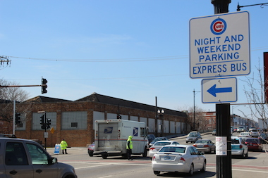 The Cubs are required to have a special-use permit to operate a new remote parking lot at 3900 N. Rockwell St., the team recently learned.