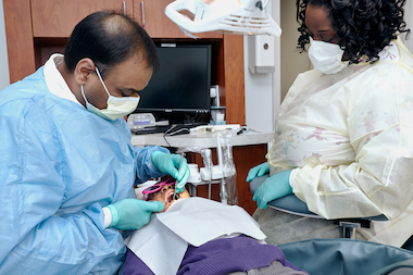 St. Bernard Hospital's Dental Clinic Recognized As the Best In Illinois