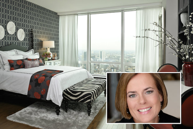 Inspiration Carries Chicago Interior Designer To Success At Work Home Sauganash Chicago