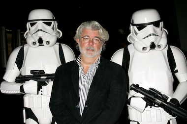 Star Wars creator George Lucas, seen here in this file photo, aims to open a museum on Chicago's lakefront.