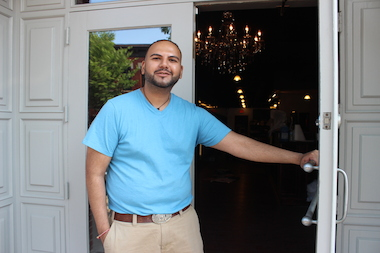 Owner Mike Sharma said he's excited to open Michael's Wine and Spirits,  1455 W. Taylor St.
