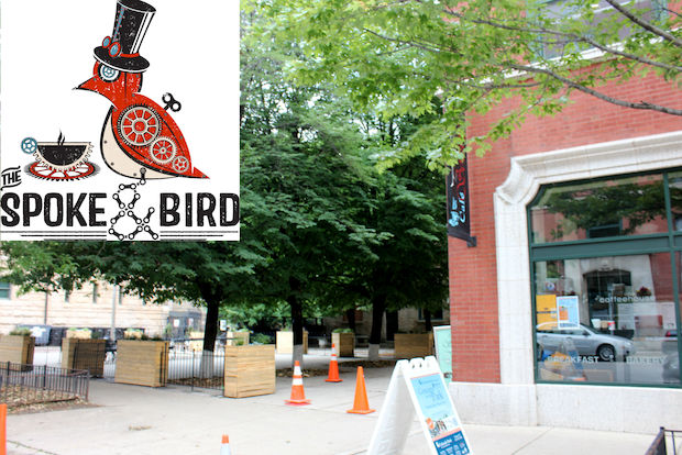 Cafe Society is expected to reopen in mid-August as The Spoke & Bird, and feature a revamped 2,500-square-foot patio.