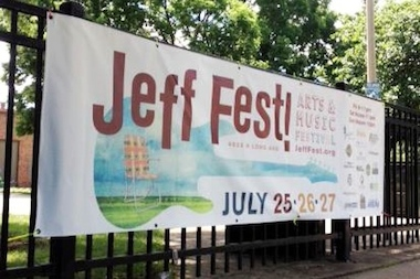 Jeff Fest will offer two stages, along with food and craft beer.
