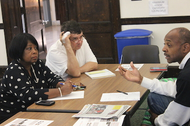 With 'No End in Sight' to City Violence, Englewood Residents Talk Solutions