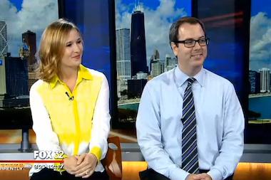 DNAinfo on Fox Chicago: BBQ Camp; Mobile Bike Repair ...