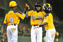 Jackie Robinson West Advances to U.S. Championship Game by Beating Philly