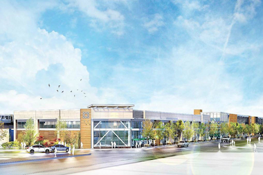 Megamall Developer Hopes Area Becomes A 39 City Within A City 39 Logan Square Chicago