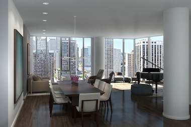 39 Sleek 39 Gold Coast Condo With Three Bedrooms For Sale 3 6 Million Gold Coast