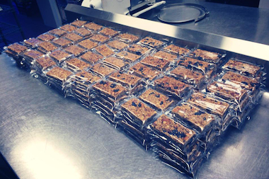 Sauce And Bread Kitchen 39 S Granola Bars Selling Big Edgewater Chicago Dnainfo