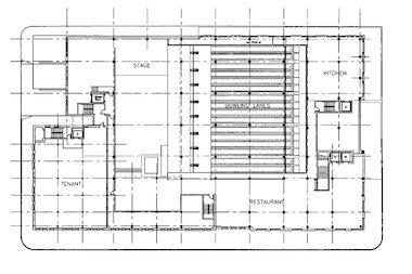West loop brooklyn bowl needs more parking neighborhood for Bowling alley floor plans