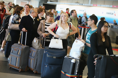 Airport Officials Aim To Get You Through Security in 20 Minutes or Less