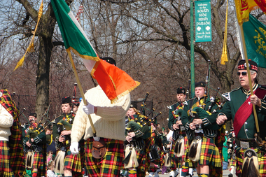 The South Side Irish St. Patrick's Day Parade may take place in Beverly and Morgan Park, but neighboring Mount Greenwood was the neighborhood ranked among the top 10 neighborhoods for its heavy concentration of Irish Americans. The website IrishCentral published the ranking, relying on the U.S. Census Bureau's American Community Survey to compile its statistics.