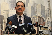 Chuy Questions Crime Stats, Calls for 1,000 More Officers